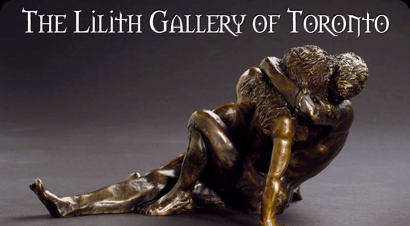 Welcome to the Lilith Gallery of Toronto! Please click to Enter!